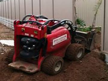 Dingo Diggers Are Ideal For Tight Access Areas