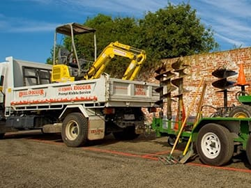 Dial A Digger Equipment Hire including Mini Bobcat