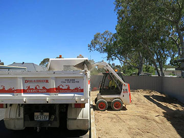 Mini Bobcat Hire Available In Adelaide & Melbourne