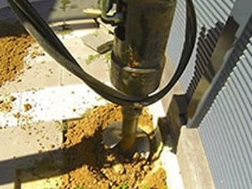 Melbourne & Adelaide Service For Easy Digging And Drilling Post Holes